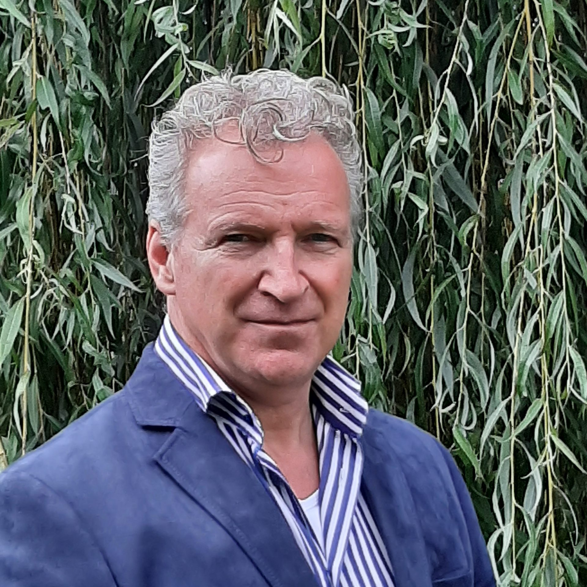 Mediator Ton Janssen