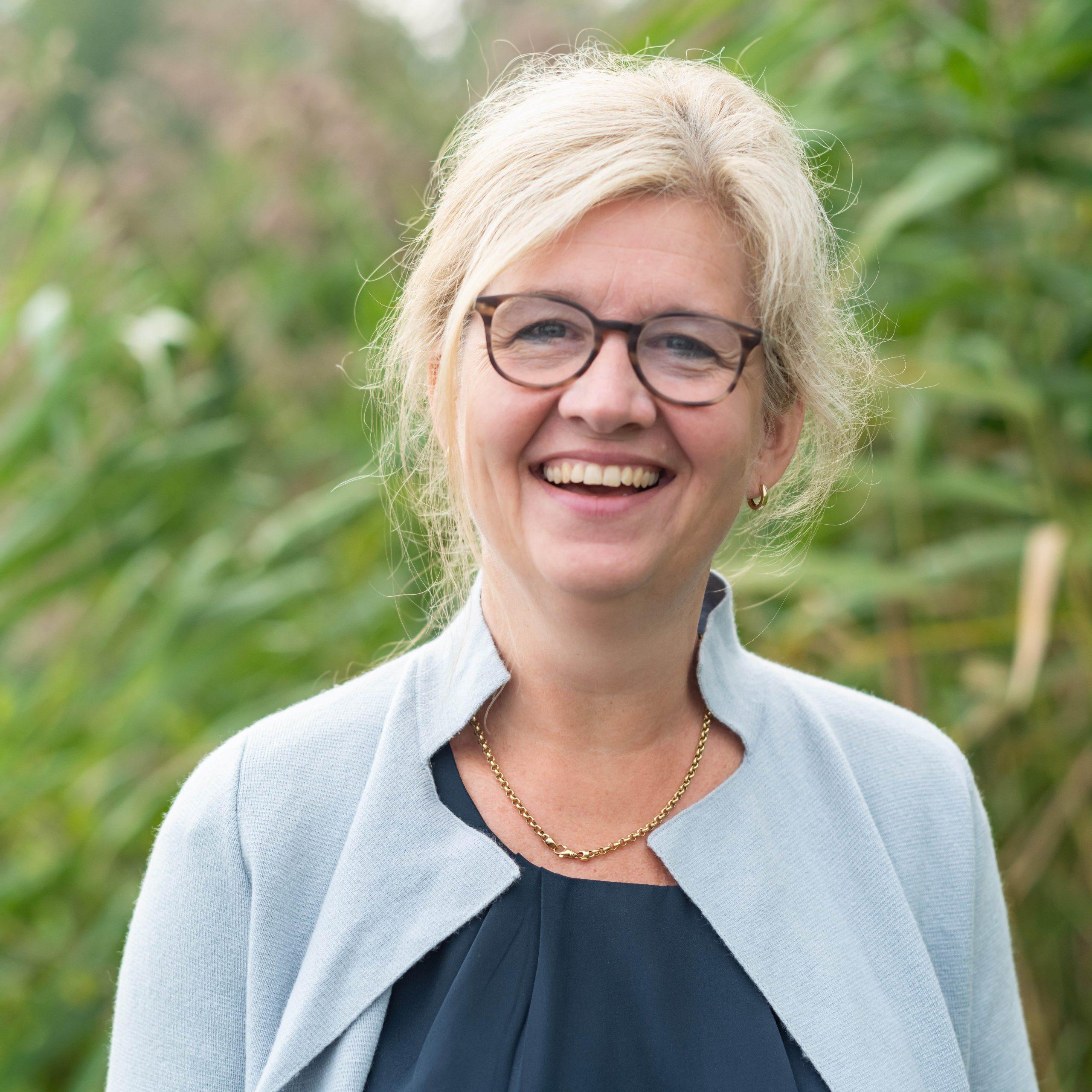 Mediator Marja Aslander